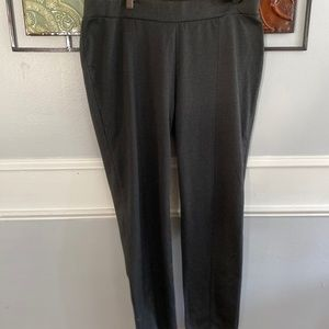 Milano career gray size Xl pants